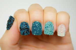 microbeads used for nailart