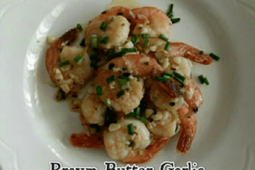 Prawn Butter Garlic