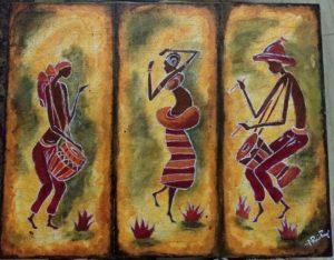 Art by Ramani Rajam