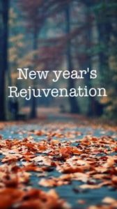 new year's rejuvenation