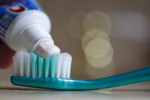 toothpaste containing nicotine