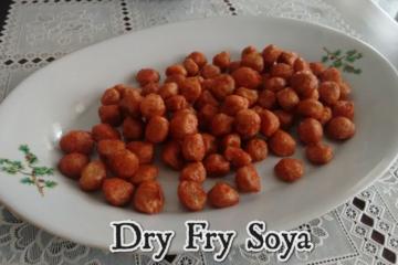 dry fry soya