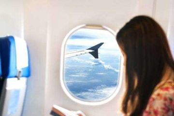 aeroplane windows