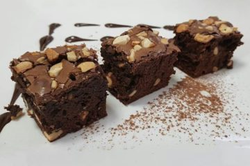 dark chocolate brownie recipe
