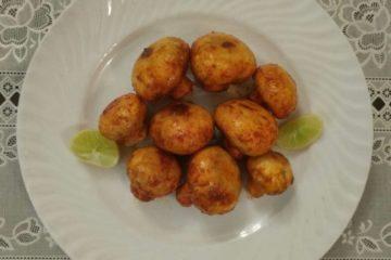 pan fried mushroom