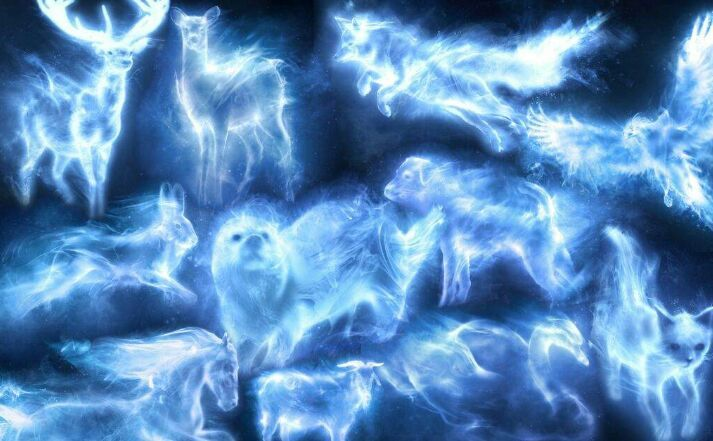ron patronus harry potter